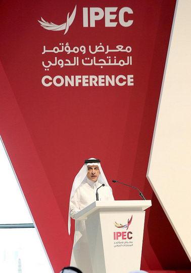 Qatar Airways Group Chief Executive addresses IPEC 2018 in Doha